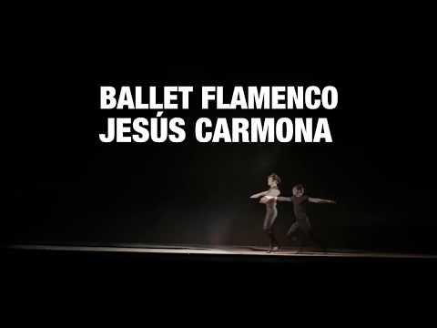 BALLET FLAMENCO JESÚS CARMONA performs live in Boston 3/10