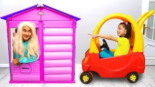 Kids Ride on Toy Car & play with toys