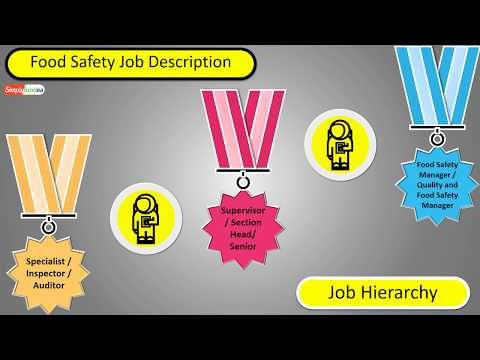 Food Safety Specialist Job Description