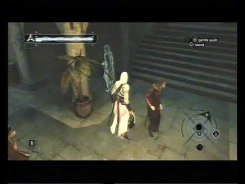 Assassin's Creed, Career 120, Jerusalem, Rich District, Informant Targets