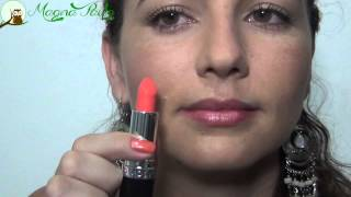 Comparando Batons: Papaya x Exuberante - Avon