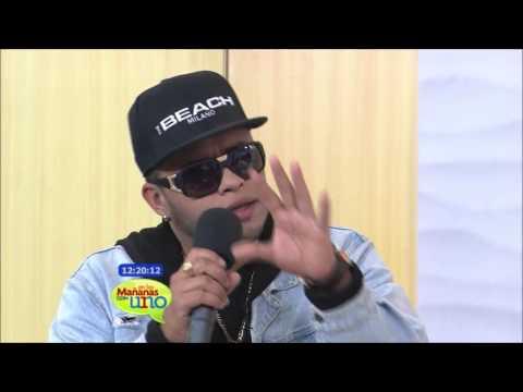 Ronald El Killa presentó su nueva canción 'Paso a paso'