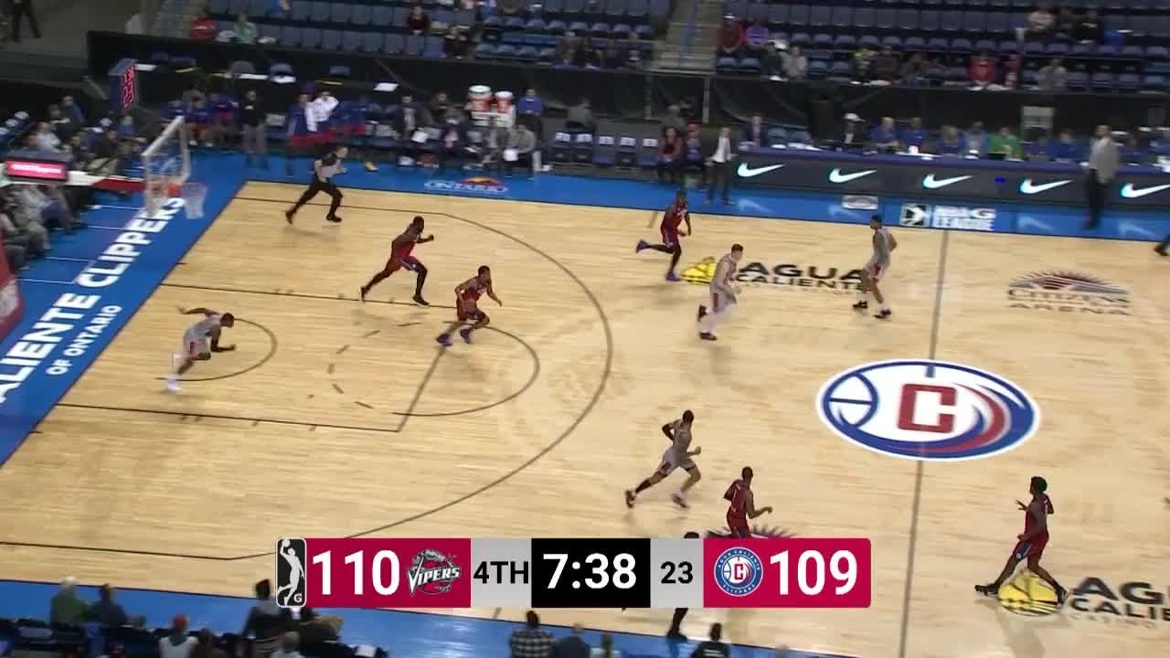 Desi Rodriguez (10 points) Highlights vs. Rio Grande Valley Vipers