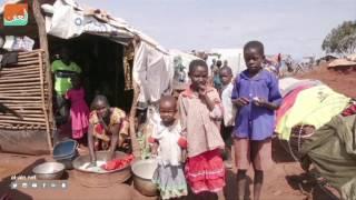 بالفيديو: نزوح عشرات الآلاف من جنوب السودان بسبب المعارك