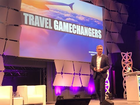 Travel Gamechangers: Peter Fisk at GBTA 2018