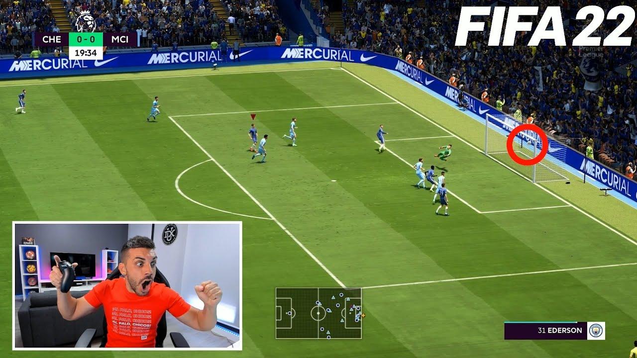 ESTO ES FIFA 22 !!!!!!