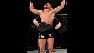 MMA Mjölnir Írland 2013 Bjarki Þór