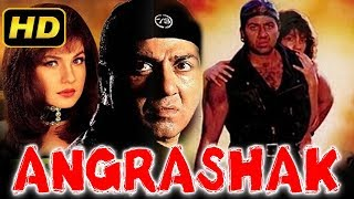 Angrakshak (1995) Full Hindi Movie | Sunny Deol, Pooja Bhatt, …