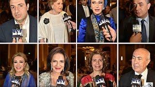 سحور رندة برّي الخيريّ لدعم الجمعيّة اللبنانيّة لرعاية المعوّقين