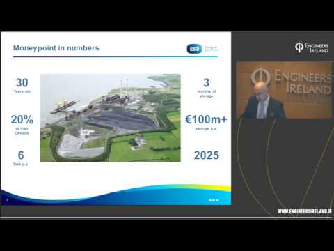 Moneypoint and Ireland's low carbon future