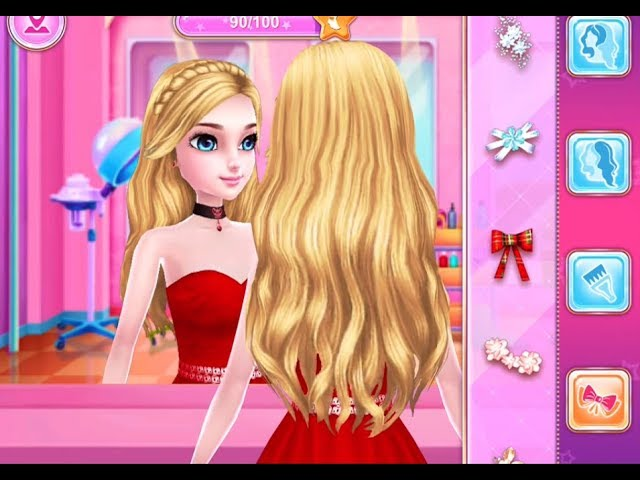 Best Games for Kids - Coco Play Prom Queen Beauty Salon Makeup Colors Games Dress up Games to Play