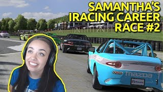 Race #2 - Samantha\'s iRacing career