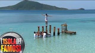 L'Isola dei Famosi - La prova ricompensa - Daytime Giorno 8, 17 marzo
