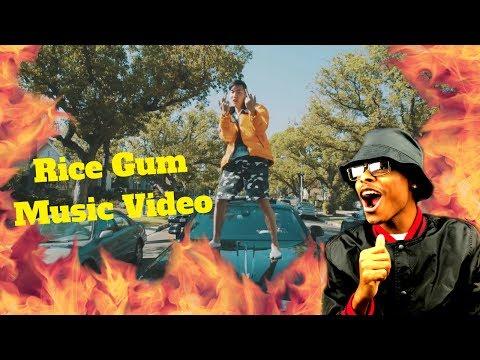 Rice Gum Can ACTUALLY Rap Now? | Rice Gum - God Church (Music Video) | Reaction