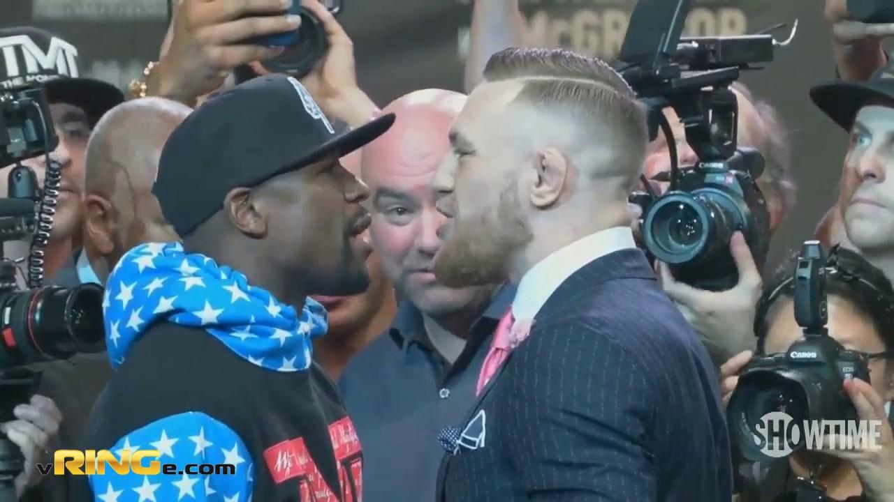 FightArt: Флойд Мэйуэзер — Конор Макгрегор. Надуй себя сам | Mayweather vs McGregor: preview