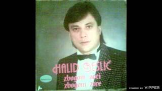 Halid Beslic - Zlatne Strune - (audio 1985)