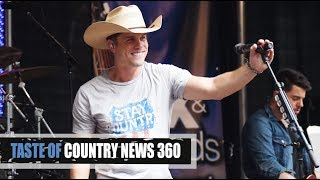 """Dustin Lynch Pulls A Taylor Swift on """"Current Mood"""" - Taste of Country News 360"""
