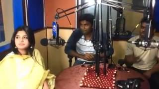 Yuvan Shankar Raja asks Manjima to Sing...