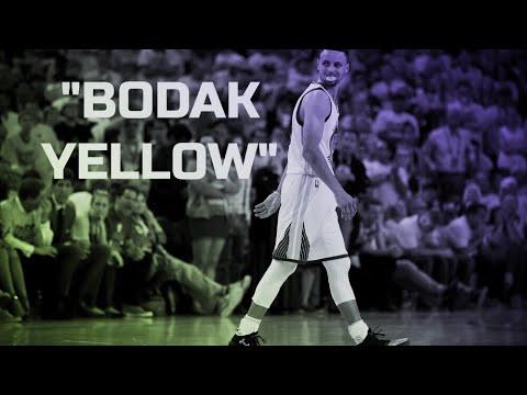 "Stephen Curry-""Bodak Yellow"""