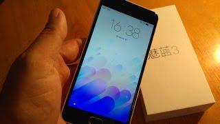 meizu M3 mini Как полностью русифицировать телефон и удалить китайский софт