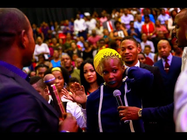 MUST WATCH! Yellow Hair MERMAID 🧜‍♀ spirit caught in the church