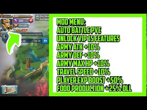 Cara Download Lords Mobile Mod  Dan Cara Install
