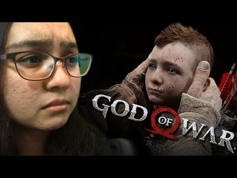 DON'T CRY MY SON!! - Let's Play: God of War (2018) PS4 Walkthrough Gameplay Part 2 (God Of War 4)