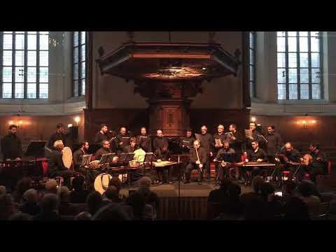 KUDSI ERGUNER  Ensemble Ottoman Drums ,Osmanli Davullari