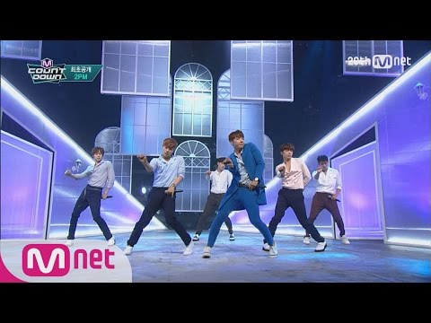 2PM - 'My House' M COUNTDOWN 150618 COMEBACK Stage Ep.429