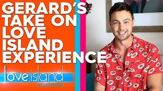 Gerard reveals the most challenging thing about being in the Villa | Love Island Australia 2019