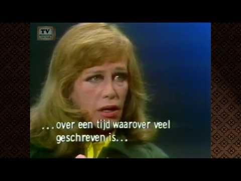 Willem Duys op donderdag 25-04-1974  Hildegard Knef