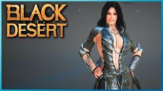 ► Black Desert: Creación de personaje Razas y Clases | Gameplay en Español