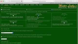 Creating A Linky Widget In Wordpress Youtube