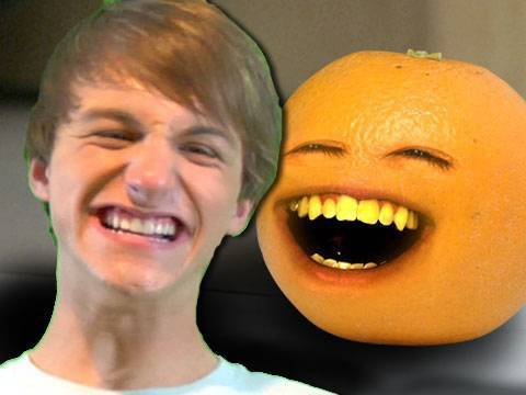 Annoying Orange - Annoying Orange vs. FRED!!!