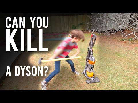 Can You Kill a Dyson Vacuum Cleaner?