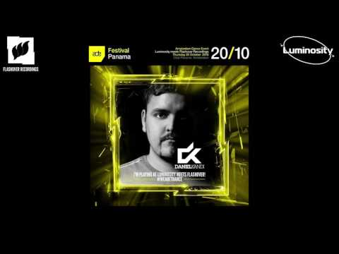 Daniel Kandi @ Luminosity meets Flashover Recordings, Club Panama (ADE 20-10-2016)