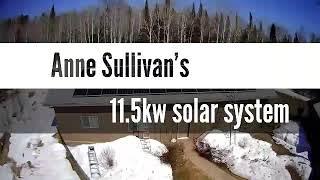 Solar Interview, Anne Sullivan
