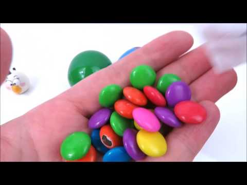 Learn colours with Shopkins Angry Birds surprise balls and chocolate candy