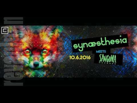 Progressive Back To Mars Synaesthesia 10 06 2016 Club Charlotte