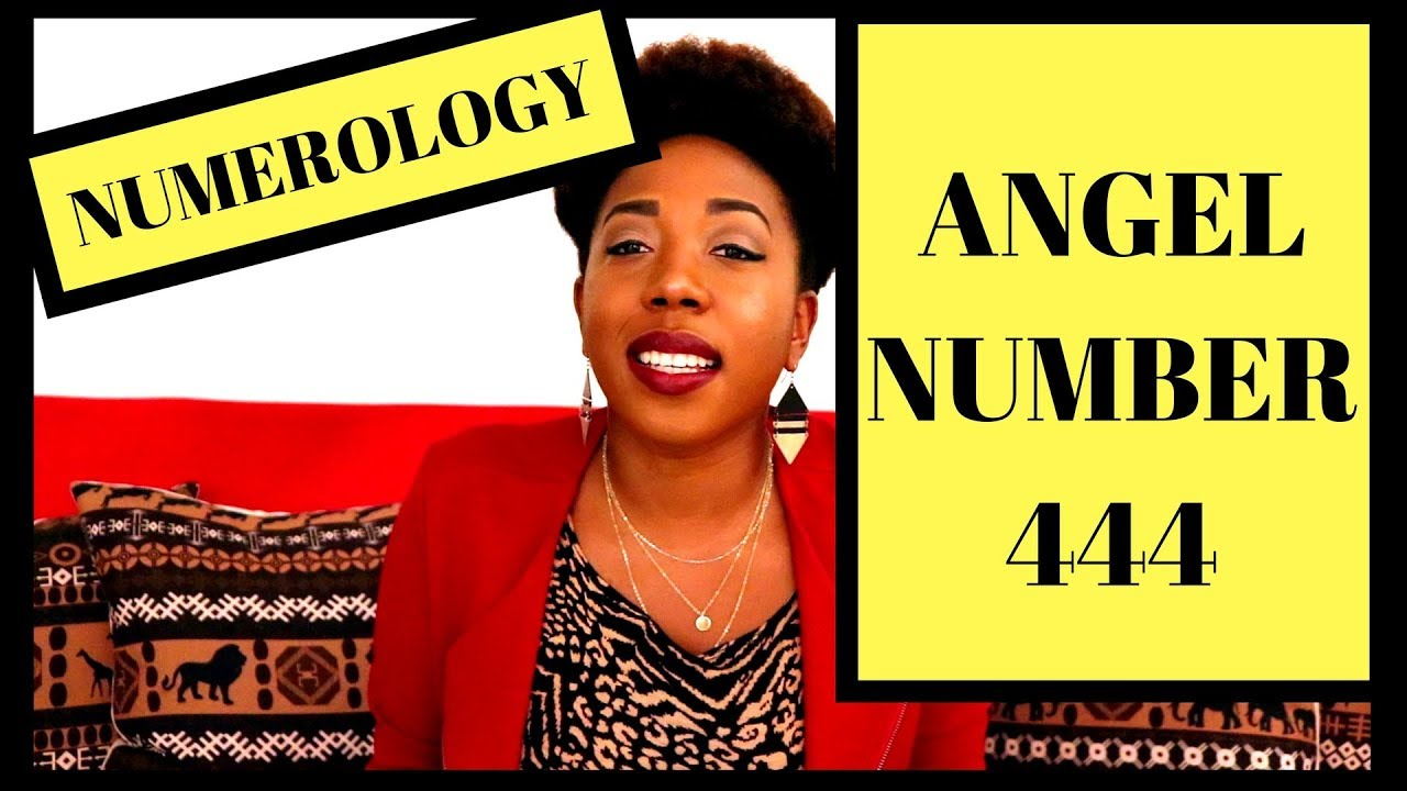 Number 444 numerology