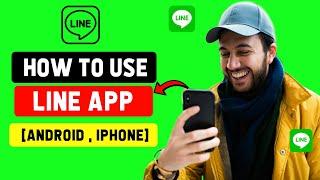 How to Use Line App Full Tutorial [2020] screenshot 5