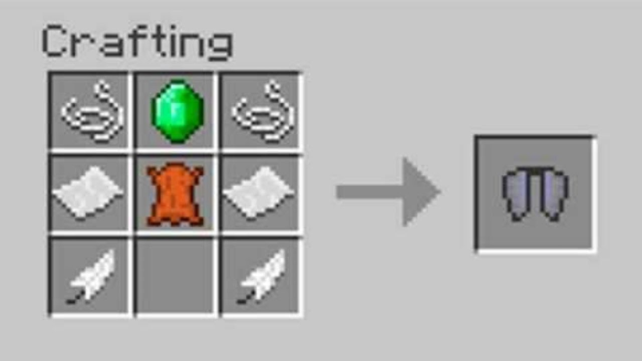 How to craft in Minecraft 12