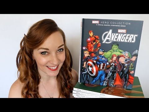 The Avengers MARVEL Storybook // Read Aloud by JosieWose