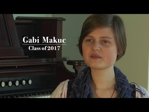 Spiritual Lives at Lawrence: Gabi Makuc