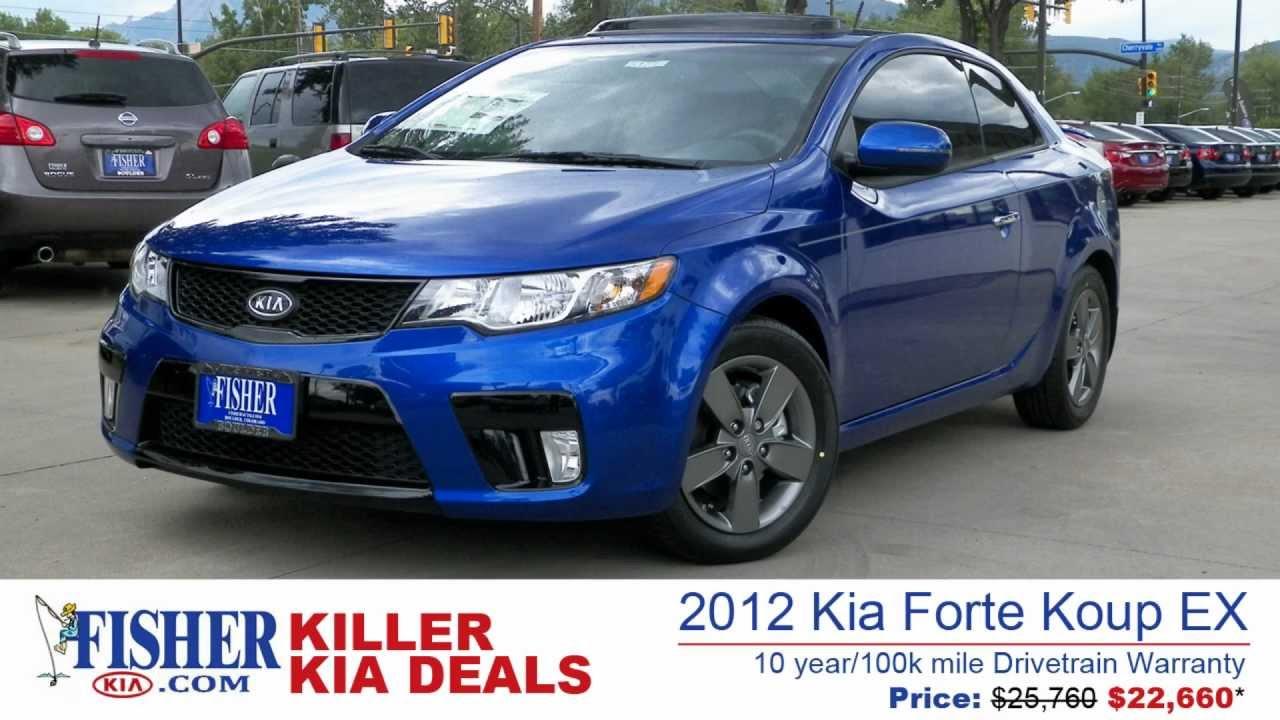2012 Kia Forte Koup >> Killer Deal 2012 Kia Forte Koup Ex Stock 121276