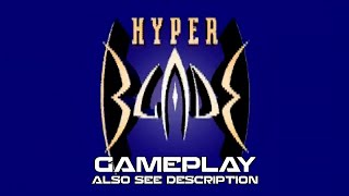 HyperBlade gameplay