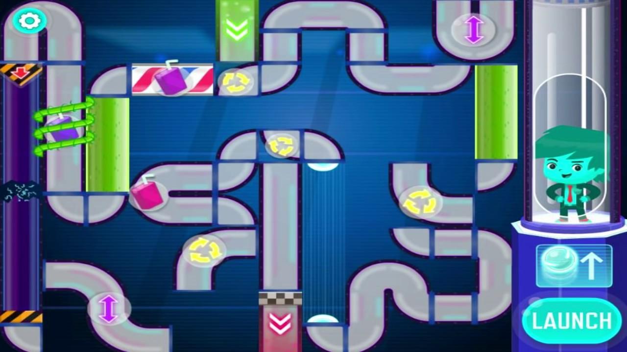 Tube Games