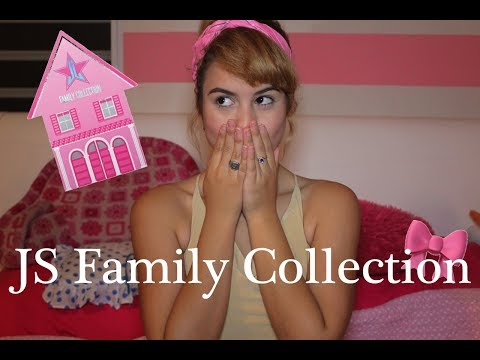 🌟Happy Blonde's Jeffree Star Family Collection Review 🌟