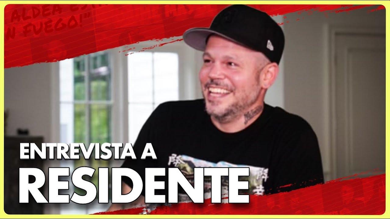 Download Última entrevista exclusiva a RESIDENTE  desde su residencia en Los Ángeles 🔥🔥🔥
