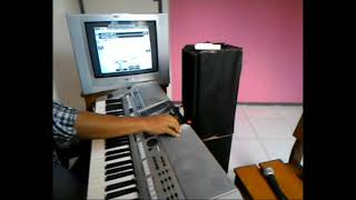 Cara membuat STYLE Piano 6/8 untuk lagu A Thousand Year
